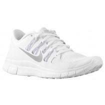 Nike Free 5.0+ Femmes baskets blanc/noir MAE644