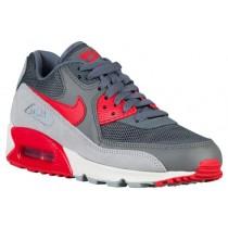 Nike Air Max 90 Femmes chaussures de course gris/blanc VQY430