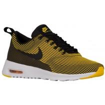 Nike Air Max Thea Femmes sneakers noir/jaune ODL634