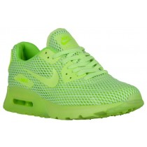Nike Air Max 90 Ultra Femmes chaussures de course vert clair/vert clair DWP418