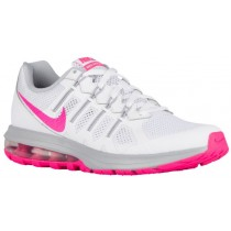 Nike Air Max Dynasty Femmes chaussures de sport blanc/gris VNJ053