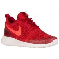 Nike Roshe One Flyknit Femmes chaussures de sport rouge/Orange DJE190