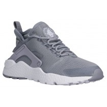 Nike Air Huarache Run Ultra Femmes sneakers gris/blanc ONE980