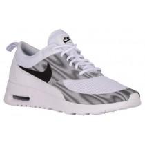 Nike Air Max Thea Femmes baskets blanc/noir PEH394