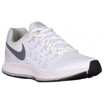 Nike Air Zoom Pegasus 33 Femmes chaussures de sport blanc/gris HZP033