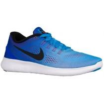 Nike Free RN Femmes baskets bleu/bleu clair IJN218