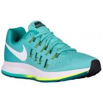 Nike Air Zoom Pegasus 33 Femmes chaussures de course vert clair/vert clair NRB877