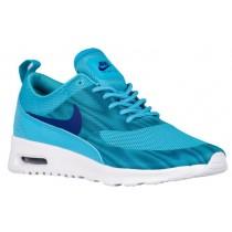 Nike Air Max Thea Femmes sneakers bleu clair/bleu QWK524