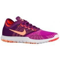 Nike Flex Adapt Femmes chaussures de sport violet/Orange QZW497