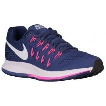 Nike Air Zoom Pegasus 33 Femmes chaussures violet/rose MKD568