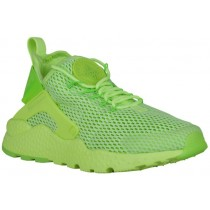 Nike Air Huarache Run Ultra Femmes chaussures de course vert clair/vert clair WCZ703