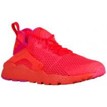 Nike Air Huarache Run Ultra Femmes baskets Orange/rose VFO414