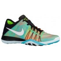 Nike Free TR 6 Femmes chaussures de sport noir/blanc DQA945
