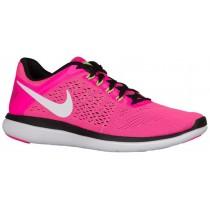 Nike Flex 2016 RN Femmes sneakers rose/noir EDI151
