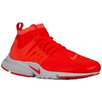 Nike Air Presto Ultra Femmes baskets rouge/Orange BZX489