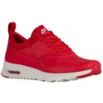 Nike Air Max Thea Femmes chaussures de sport rouge/blanc IJS816