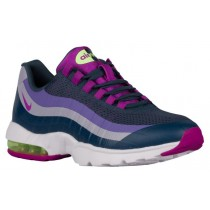 Nike Air Max 95 Ultra Femmes chaussures bleu marin/violet PNF105