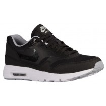 Nike Air Max 1 Ultra Essentials Femmes baskets noir/gris EGW146