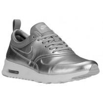 Nike Air Max Thea Femmes baskets argenté/blanc YHA091