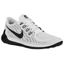 Nike Free 5.0 2015 Femmes chaussures blanc/noir UUM421