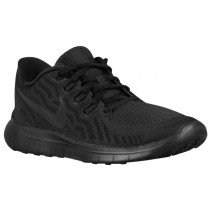 Nike Free 5.0 2015 Femmes sneakers noir/gris ODQ090