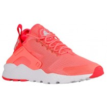 Nike Air Huarache Run Ultra Femmes chaussures de sport Orange/rouge ACZ730