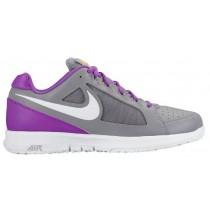 Nike Air Vapor Ace Femmes sneakers gris/violet YBQ275