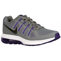Nike Air Max Dynasty Femmes baskets gris/violet CKL791