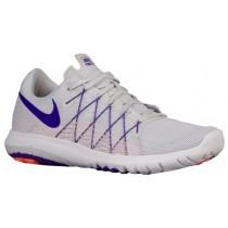 Nike Flex Fury 2 Femmes chaussures de sport gris/violet UNX221