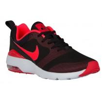 Nike Air Max Siren Femmes chaussures de sport noir/rouge WLF996