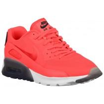 Nike Air Max 90 Ultra Femmes chaussures de sport rouge/noir WUC248