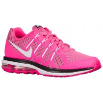 Nike Air Max Dynasty Femmes chaussures rose/noir UDJ979