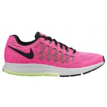 Nike Air Zoom Pegasus 32 Femmes chaussures rose/vert clair ELK016
