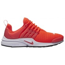 Nike Air Presto Femmes chaussures de sport Orange/rouge FMX167