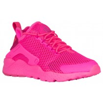 Nike Air Huarache Run Ultra Femmes baskets rose/rose LIH818