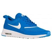 Nike Air Max Thea Femmes chaussures de sport bleu clair/blanc RAC648