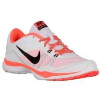 Nike Flex Trainer 5 Femmes chaussures de sport blanc/Orange GXH565