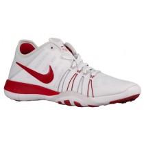 Nike Free TR 6 Femmes sneakers blanc/rouge UOL721