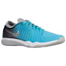 Nike Dual Fusion TR 4 Femmes sneakers bleu clair/argenté WJB037
