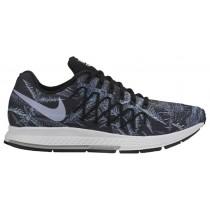 Nike Air Zoom Pegasus 32 Femmes chaussures noir/gris ZKV388