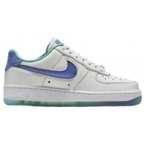 Nike Air Force 1 '07 LV8 Femmes sneakers blanc/bleu BTM955