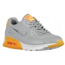 Nike Air Max 90 Femmes baskets gris/or GRK921