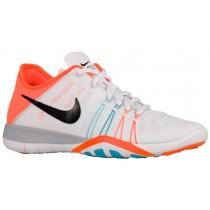 Nike Free TR 6 Femmes chaussures de sport blanc/noir IBN286