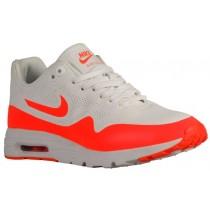 Nike Air Max 1 Ultra Femmes chaussures blanc/Orange LVW310