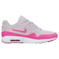 Nike Air Max 1 Ultra Femmes sneakers violet/rose SSJ069