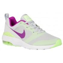 Nike Air Max Siren Femmes sneakers argenté/vert clair YXU528