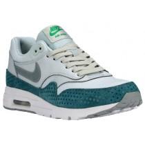 Nike Air Max 1 Ultra Femmes chaussures de sport vert clair/vert foncé QVJ463