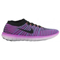 Nike Free RN Motion Femmes chaussures violet/bleu clair TNO729
