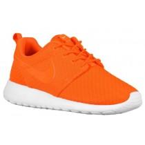 Nike Roshe One Femmes chaussures Orange/blanc BEN629