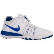 Nike Free TR 6 Femmes sneakers blanc/bleu MUJ240
